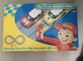 My first scalextric track