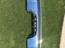 GENUINE MERCEDES M CLASS AMG W166 REAR DIFFUSER SKIRT 2012-15 P/N: A