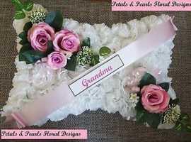 Soph's Funeral flowers