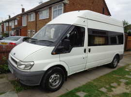 Ford Autosleeper Race van 4 Berth Motorhome