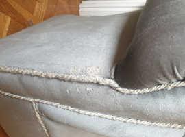 Free Grey Chesterfield Sofa