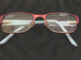 Glasses found (prescription), will be badly missed by owner.