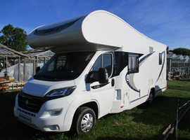 2017 Chausson Flash C656