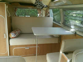 1971 VW Campervan LHD