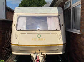 Caravan Elddis 450CT