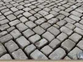 Grit stone setts wanted