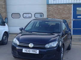 2010 VW Golf SE, 1.6 TDI, Bluemotion, Remapped, Company Car