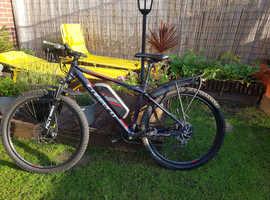 carerra vengence e bike for sale