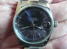 Rolex Oyster Perpetual Date Just . Lovely Replica.