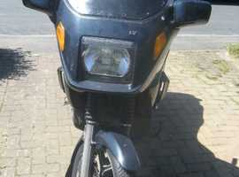 BMW K100LT 37k no MOT for spares or repairs £995?