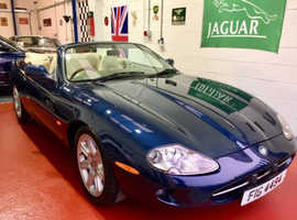 Jaguar XK8 4.0 V8 Convertible - Auto Very Low Miles 70K - Ultimate Showroom Condition Throughout - Must Be The Best On Sale!