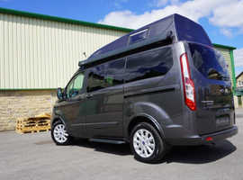 FORD TOURNEO TRENTO by Wellhouse 2.0 130ps High Top model 2 berth