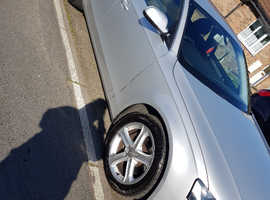 Audi A4, 2014 (14) Silver Saloon, Cvt Diesel, 49,200 miles