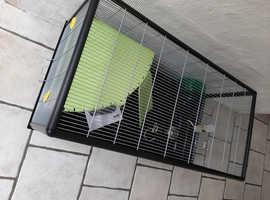 Savic Hamster Plaza Knock down Small Animal House Cage