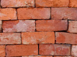 Reclaimed cheshire handmade bricks wanted