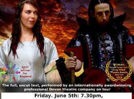 Shakespeare's A Midsummer Night's Dream - Brixham Theatre
