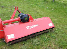 5ft Winton Flail mower for tractor in excellent condtion - £1100 ono