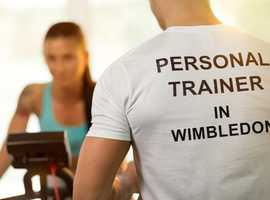 Find Personal Trainer in Wimbledon