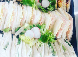 We cater to your needs ... so why not book a lunch deal / party buffet / corporate lunch or let me take the added stress away and cater for a funeral