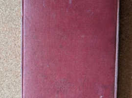 VERY OLD BOOK A CHILD'S HISTORY OF ENGLAND BY CHARLES DICKENS