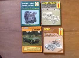FREE workshop manuals