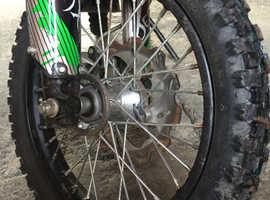 Demon x 125cc pit bike DXR2 model