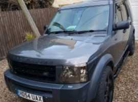 Land Rover DISCOVERY TURBO DIESEL, 2004 (54), Manual Diesel, 128,600 miles