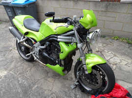 a super cool bike,always wanted one,and not had it long,but its to tempting to give it some welly,,