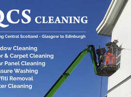 QCS Cleaning - commercial, industrial & residential cleaning in Glasgow