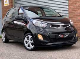 2014 Kia Picanto 1.0 One £Zero Road Tax, Low Miles, 1 Previous Keeper