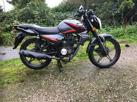 KEEWAY RK 125cc MOTORCYCLE