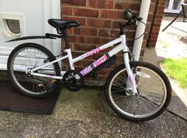 Girls bike - genuine bargain!