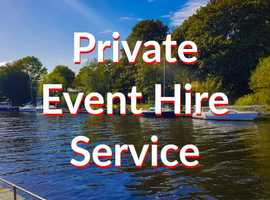 Private Even Hire Photography Service