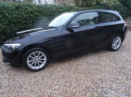 ONE OWNER BMW 1 series 116iSE SPORTS HATCH 2014 (14) 3DR