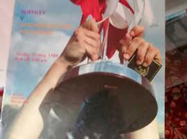burnley sherpa van trophy programme