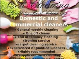 QRCLEANING