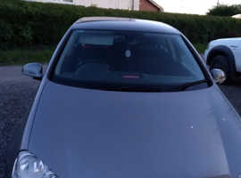 Volkswagen Golf, 2008 (08) Grey Hatchback, Manual Diesel, 104,000 miles