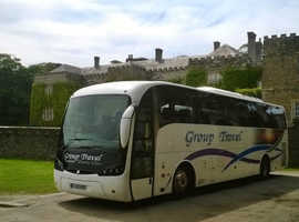 Coach Hire - 16 - 70 seater coaches available