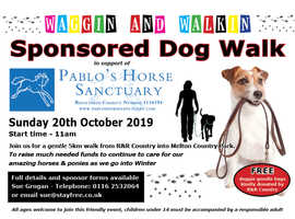 Dog Walk - Fundraiser