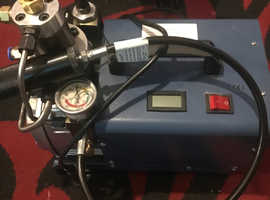 Pcp air compressor air rifle air gun
