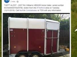 IFOR WILLIAMS HB505
