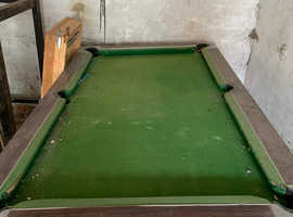 Pool table free