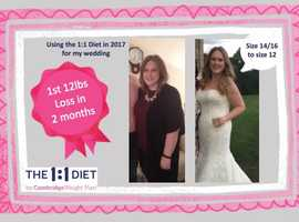 Ipswich 1:1 Diet Consultant for Cambridge Weight Plan