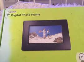 7inch digital photo frame
