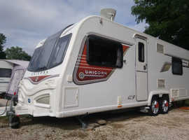 Bailey Unicorn Cordoba 2013 / Registered 2014. Immaculate, inside and out. Many Extras.