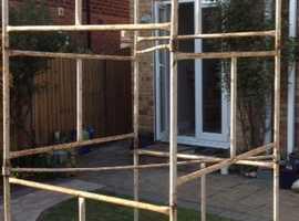 DIY Scaffolding Tower