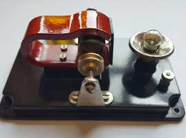 Vintage S.E.L. Dynamo Model # 1500 Model Steam Engine Accessory Mamod VERY RARE!