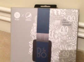Headphones Bang & Olufsen Form 2i Aluminium/Blue - PRICE DROP!
