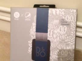 Headphones Bang & Olufsen Form 2i Aluminium/Blue
