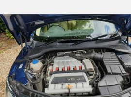Audi TT, 2006 (56) Blue Coupe, Automatic Petrol, 94,000 miles